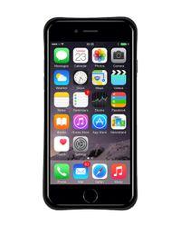DSquared² Black Maple Leaf Iphone 7 Case for men
