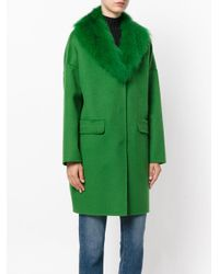 P.A.R.O.S.H. Green Lover Coat