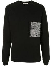 1017 ALYX 9SM T-Shirt mit Science-Fiction-Print in Black für Herren