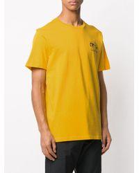 メンズ The North Face Seven Summits Tシャツ Yellow