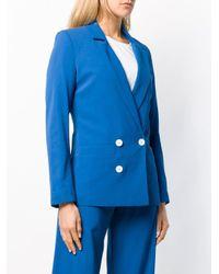 Societe Anonyme ダブルジャケット Blue
