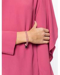 Bottega Veneta - Multicolor Boudoir Intrecciato Nappa Bracelet - Lyst