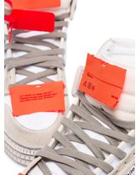 Off-White c/o Virgil Abloh High-top Sneakers in het White voor heren