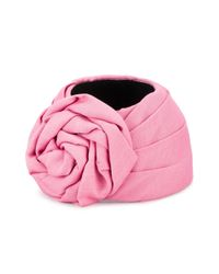 Gucci Pink Knotted Headband