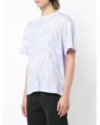 Proenza Schouler Multicolor Short Sleeve T-shirt
