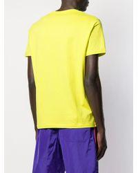 メンズ DIESEL T-cherubik Tシャツ Yellow