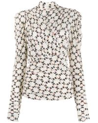Isabel Marant Jalford トップ Multicolor