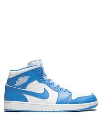 Nike White Air 1 Mid Sneakers for men
