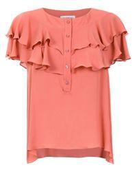 Olympiah 'sierra' Blouse Pink