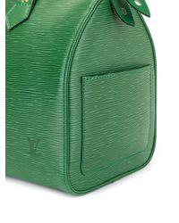 Louis Vuitton プレオウンド スピーディ 30 ハンドバッグ Green