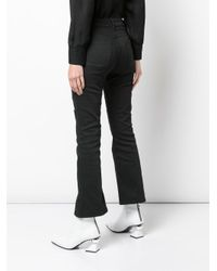 Jeans svasati di Nili Lotan in Black