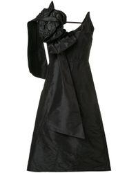 Miu Miu Taffeta ドレス Black