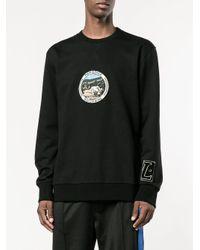 メンズ Lanvin Paradise スウェットシャツ Black