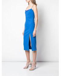 Olivia dress Haney en coloris Blue