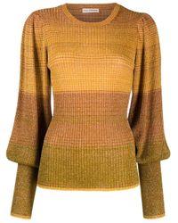 Ulla Johnson メタリック セーター Multicolor