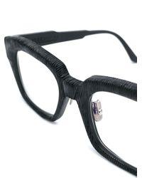 Kuboraum スクエア眼鏡フレーム Multicolor
