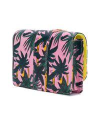 Gedebe Multicolor Mini Cliky Shoulder Bag