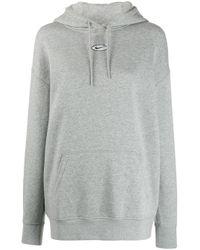 Felpa con ricamo di Nike in Gray