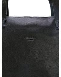 P.A.R.O.S.H. - Black Shopping Shoulder Bag - Lyst