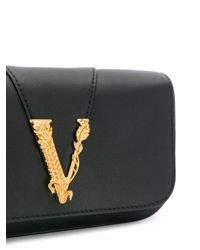 Versace Virtus イブニングバッグ Multicolor