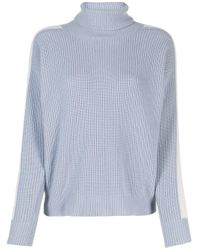 Peserico コントラストパネル セーター Multicolor