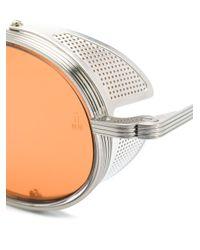 Jacques Marie Mage Metallic Rex Sunglasses for men