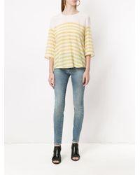 Tufi Duek Blue Skinny Jeans
