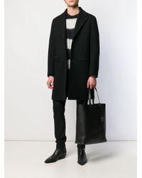 Сумка-шопер City Saint Laurent для него, цвет: Black