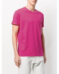 Calvin Klein Pink Classic Fitted T-shirt for men