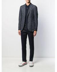 Pantaloni taglio straight di PT01 in Multicolor da Uomo