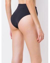 UMA | Raquel Davidowicz Black Agda Bikini Bottoms