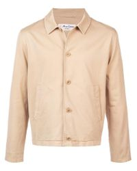 YMC Natural Shirt Jacket for men