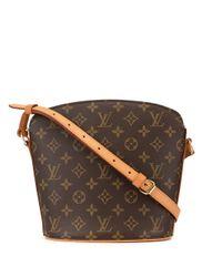 Louis Vuitton Drouot ショルダーバッグ Brown