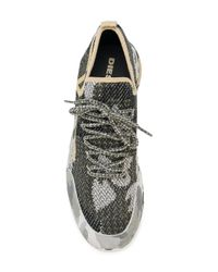 DIESEL - Green S-kby Sneakers for Men - Lyst