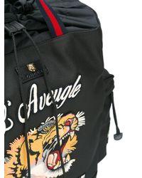Gucci 'L'Aveugle Par Amour' Rucksack in Black für Herren