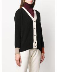 Cardigan colour block Marni en coloris Black