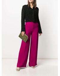 Veste crop en tweed M Missoni en coloris Black