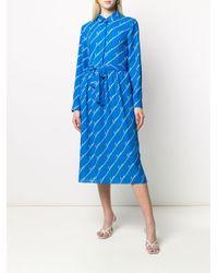 Chinti & Parker Ciao ドレス Blue