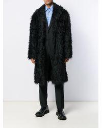 Prada Jas Van Imitatiebont in het Black voor heren