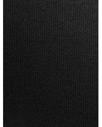 McQ Alexander McQueen Black Cotton Hoodie Dress