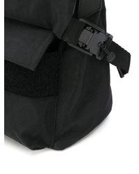 Sac porté épaule à logo imprimé DSquared² pour homme en coloris Black