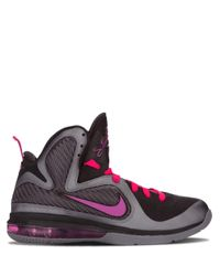 Nike 'LeBron 9' Sneakers in Gray für Herren