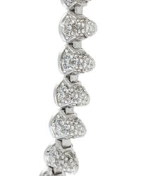 Eddie Borgo - Metallic Beaded Bracelet - Lyst