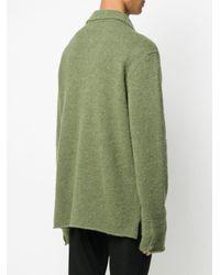 Camicia Kiran di Nanushka in Green da Uomo