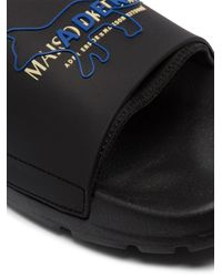 メンズ Maison Kitsuné X Ader Error サンダル Black