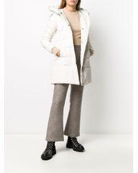Woolrich パデッドジャケット White