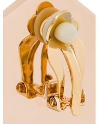 Eshvi - Multicolor Nino Eliava X 'lava' Clip-on Earrings - Lyst