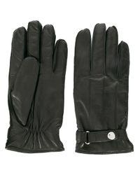 Gants en cuir PS by Paul Smith pour homme en coloris Black