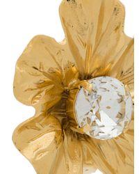 Ca&Lou | Metallic Isaer Crystal Earrings | Lyst