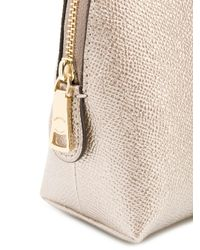 COACH Metallic Cosmetic Case 22 Bag
